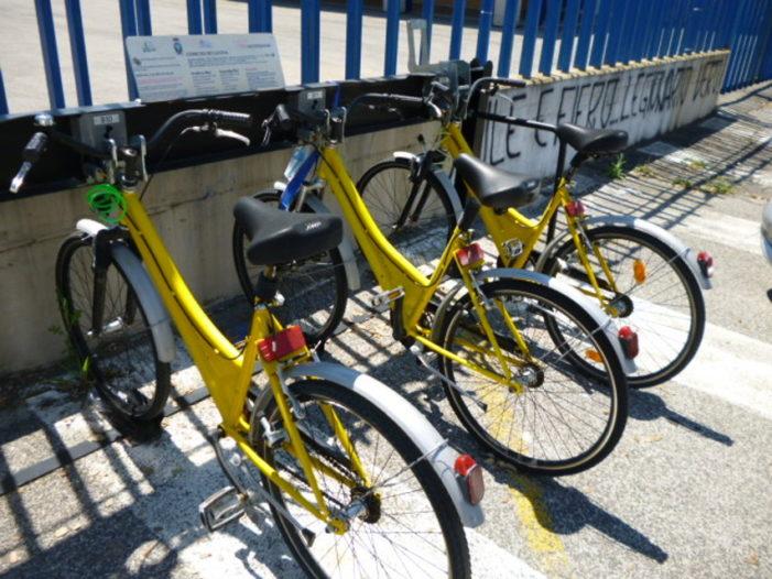A Latina parte il progetto del Bike Sharing grazie all'intesa con l'Agesci