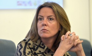 Il ministro Lorenzin in visita al reparto di fibrosi cistica dell'Umberto I: eccellenza italiana