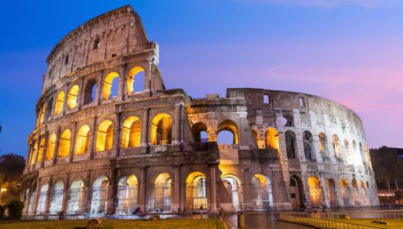 Tour virtuale in 3d all'interno del Colosseo, il sogno diventa realtà. Si vedranno la folla e i gladiatori
