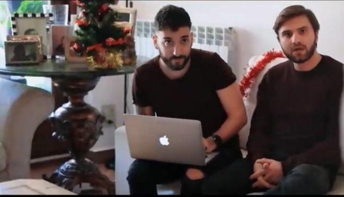 """Gli Actual tornano con """"Il regalo di Natale ai tempi dei social"""" un nuovo video esilarante"""