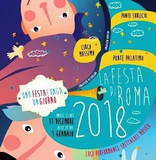 Capodanno, è Festa di Roma per 24 ore. Al Circo Massimo La Fura dels Baus