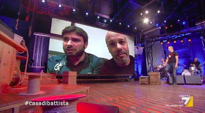 Di Battista apre bocca a Propaganda live e Alternativa popolare annuncia querele