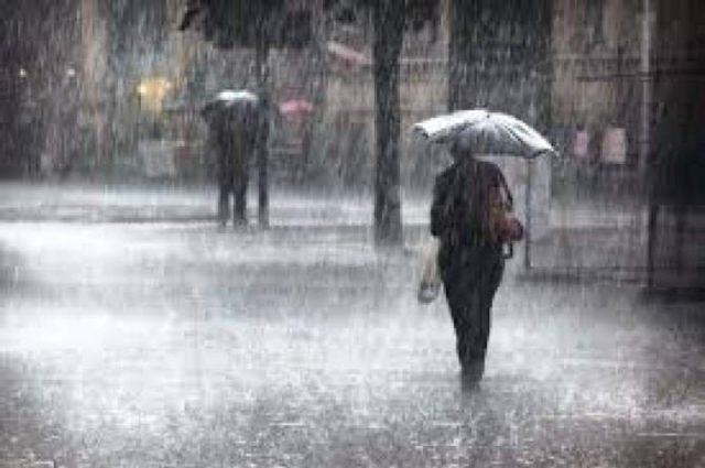 Protezione civile regionale, allerta meteo e precipitazioni diffuse nel Lazio