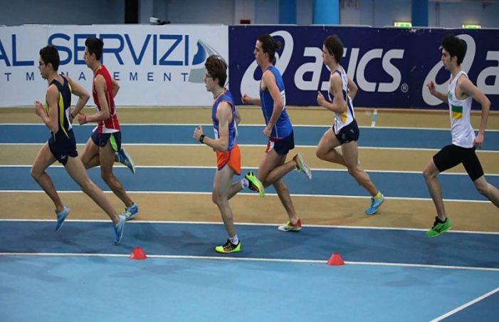 Atletica, intenso week-end di gare indoor. Più di 6500 gli atleti impegnati nelle gare