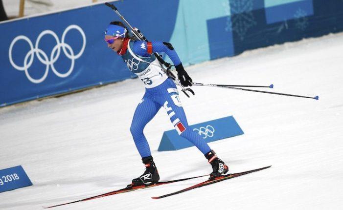 Biathlon, Olimpiadi Invernali Pyeongchang 2018. Lisa Vittozzi è quarta nella Mass Start