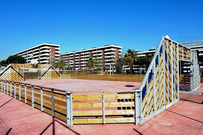 Roma, inaugurato il Playground di Torrespaccata con area giochi e campo multi sport