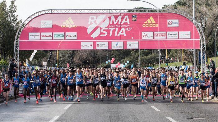 RomaOstia Half Marathon, dall'Eur a Ostia. Presentata l'edizione 2018
