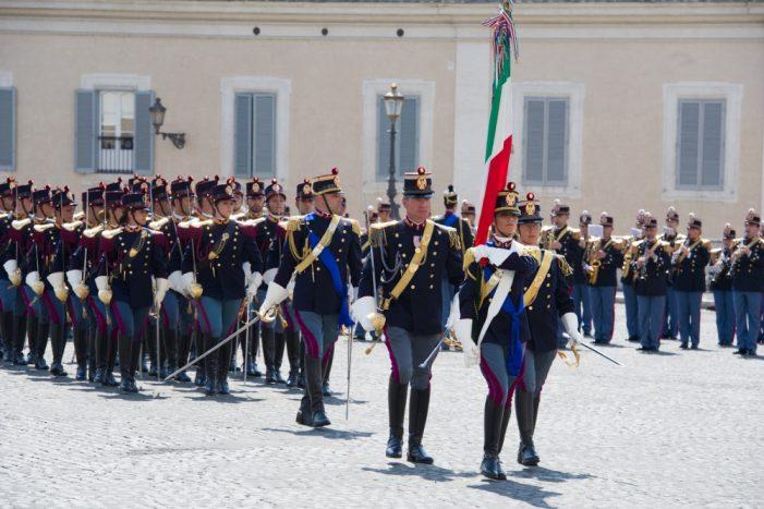Quirinale, sabato a Roma 157° anniversario dell'Unità d'Italia con cambio della guardia e fanfara