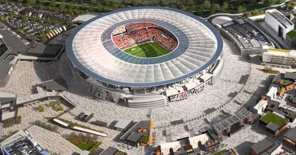 Stadio Roma: 9 arresti per corruzione, tra questi anche politici e imprenditori