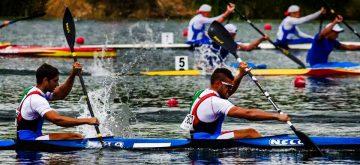 Giochi del Mediterraneo 2018, canoa velocità: sei azzurri pronti a partire per Terragona
