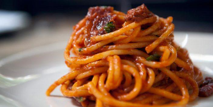 A due anni dal sisma, torna la sagra degli spaghetti all'amatriciana. Un evento importante per il territorio