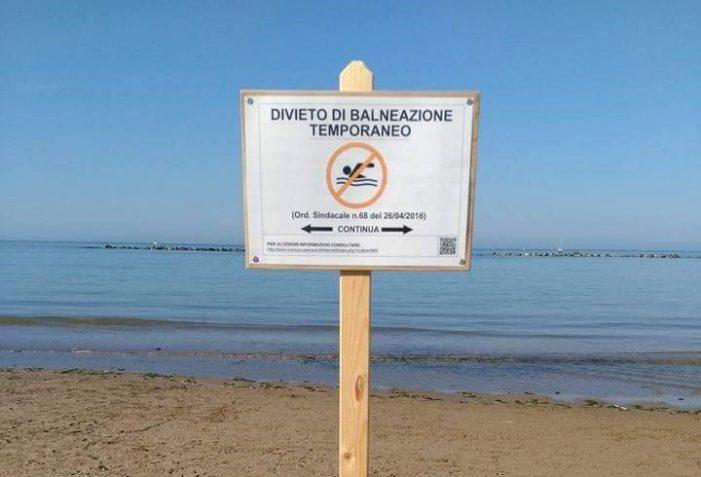 Sos liquami: tutti fuori dall'acqua ad Ardea e Pomezia, disposto divieto di balneazione temporaneo