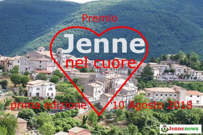 A Jenne in Valle Aniene, giornata dei prodotti tipici e conferimento premio al giornalista Rai Paolo Di Giannantonio
