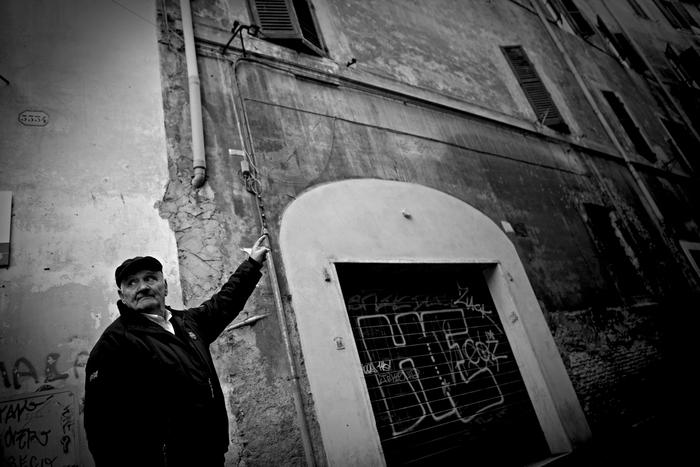 E' morto Lello Di Segni, ultimo superstite della deportazione del '43. Fu prigioniero ad Auschwitz