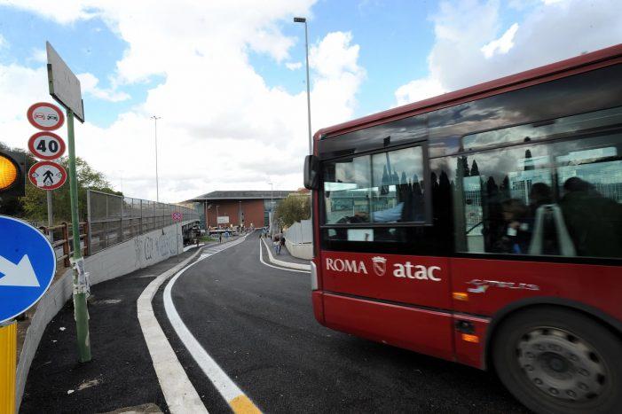 Tiburtina, riaperta via Masaniello chiusa nel 2015. Sarà dedicata al trasporto pubblico