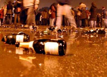 Movida di Piazza Euclide nel mirino dei residenti, scattano i controlli per aggressioni tra giovanissimi