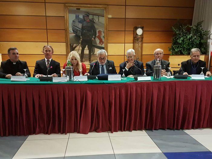 In memoria di Aldo Moro presentazione a Roma dell'opera di don Ignazio Iacone