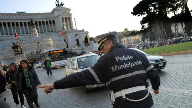 Domeniche ecologiche a Roma, verifiche durante lo stop alla circolazione: 261 multe