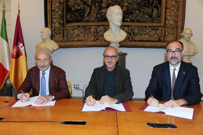 Urbanistica, firmato il protocollo d'intesa triennale per i concorsi di progettazione