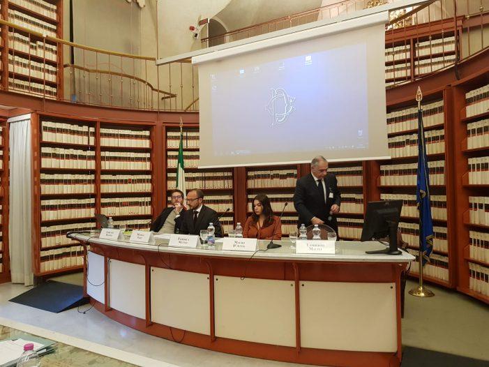 """Sviluppo d'impresa, successo per il Convegno svolto alla Camera dei Deputati. Lamberto Mattei: """"evento utile ed innovativo"""""""